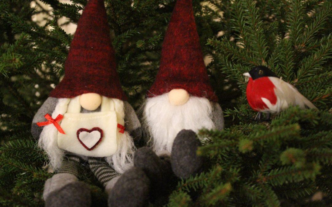 Rauhallista joulua kaikille asiakkaille ja yhteistyökumppaneille