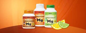 Multivita Magnesiumsitraatti -tarjous elokuun ajan