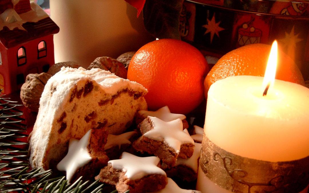 Joulukahvit katettuna tiistaina 17.12. klo 9 alkaen. Tervetuloa!